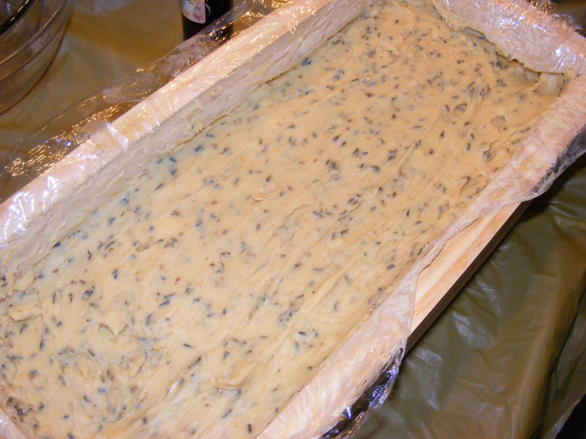 Making Cold Process Soap