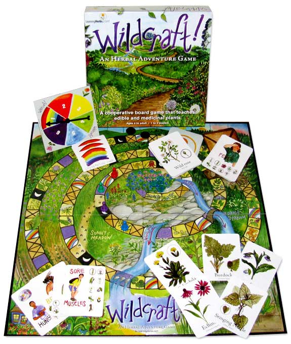 Wildcraft! An Herbal Adventure Game is on Sale