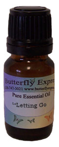 Essential Oil Blend – Letting Go