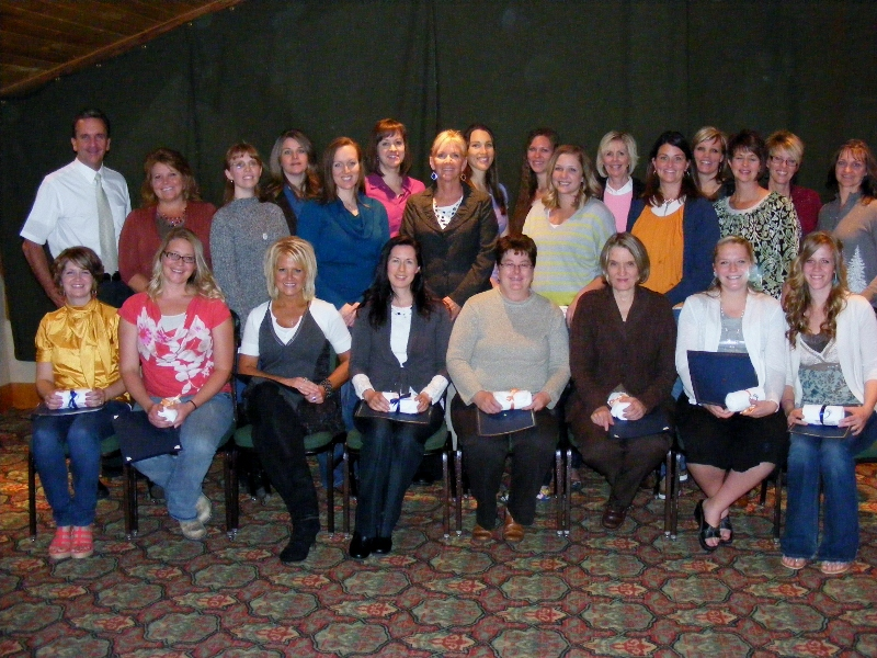 INTRODUCING:  October 2012 Foot Zone Graduates