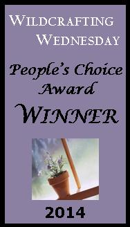 Wildcrafting Wednesday The People's Choice Awards