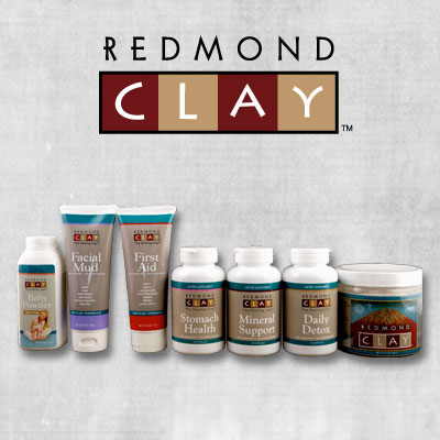 Redmond Clay Mind Body And Sole