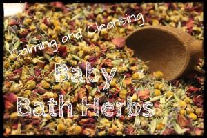 baby-bath-herbs