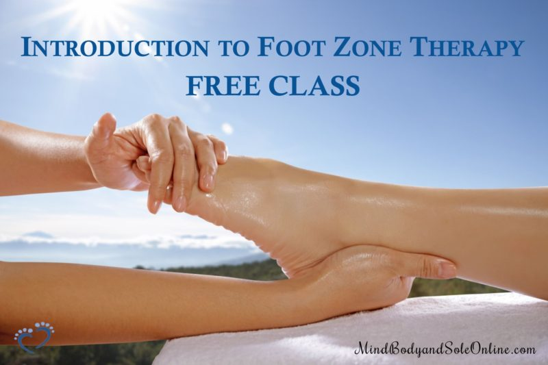 FREE Class – Introduction to Foot Zone Therapy