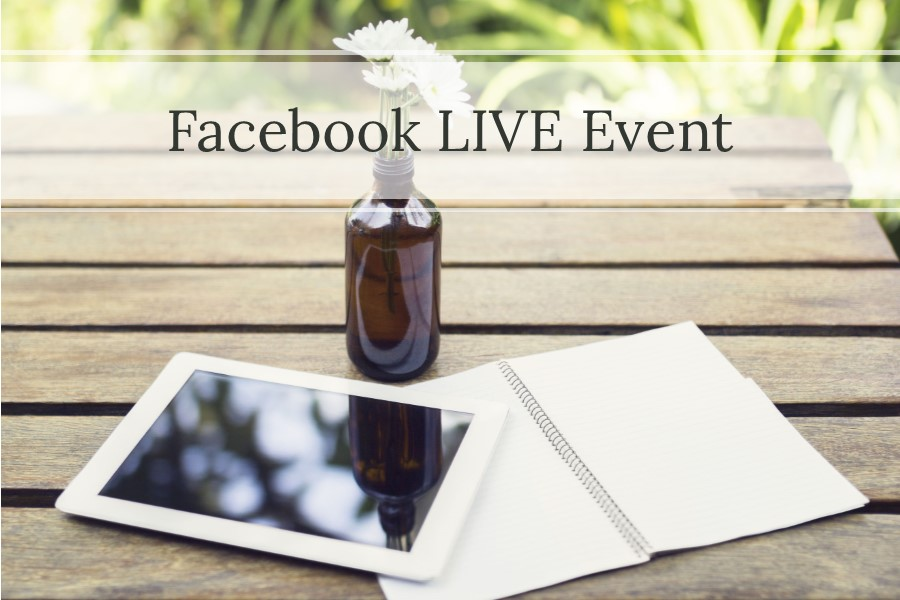 Facebook LIVE Mini-Class – The Sacral Chakra