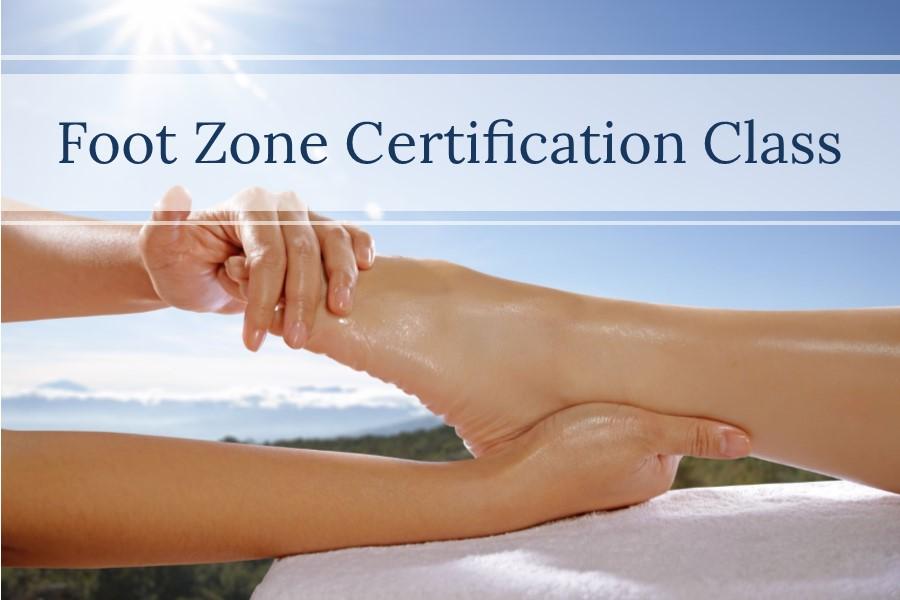 Foot Zone Certification Course - Seminar 1