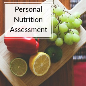 Personal Nutrition Assessment